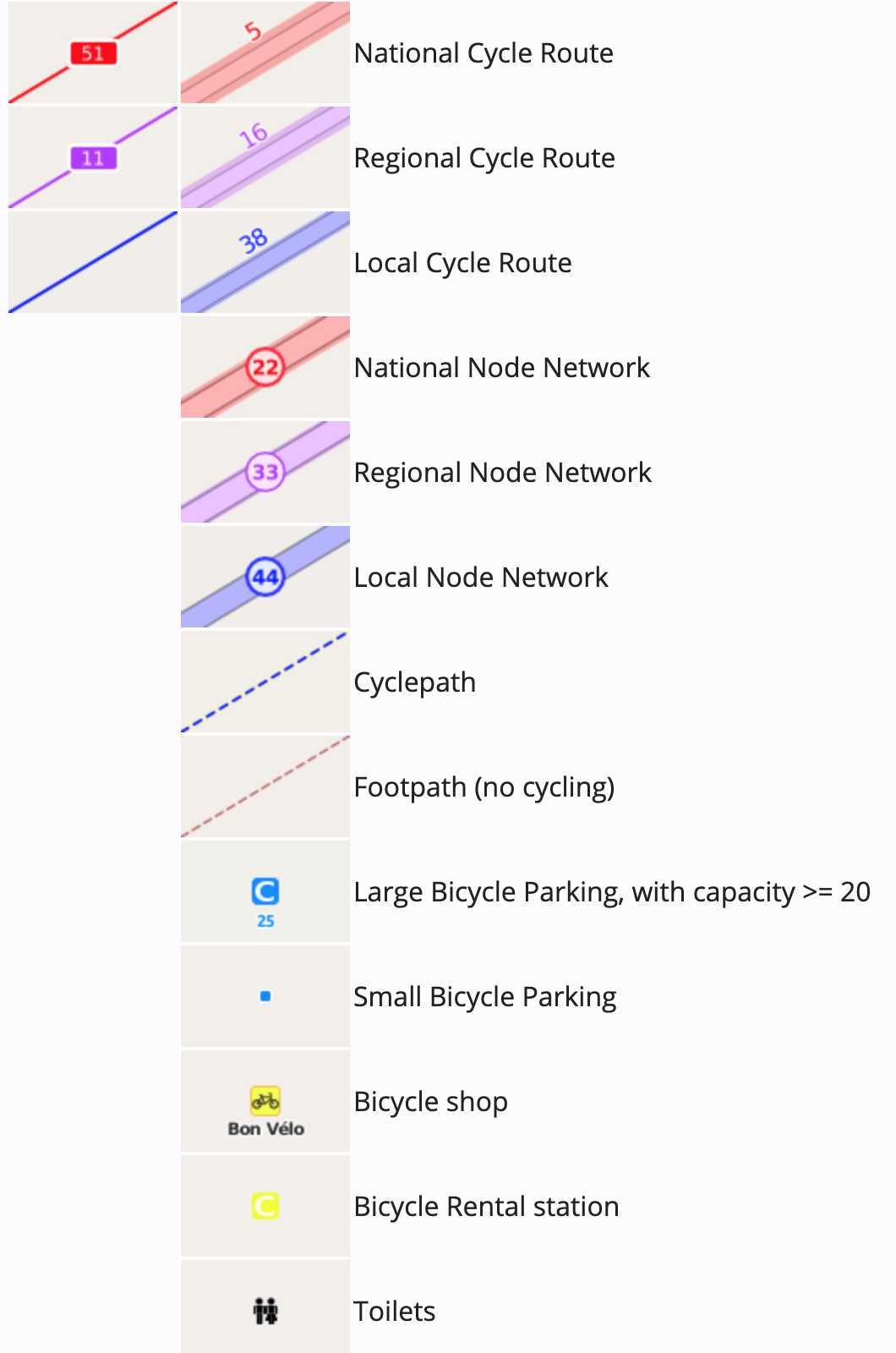 Cyclestreets Help And Documentation