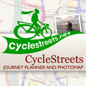 Vote for CycleStreets