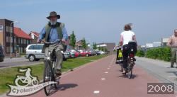 Dutch-standard cycleways