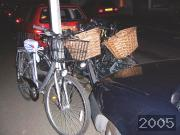 Need for street cycle parking